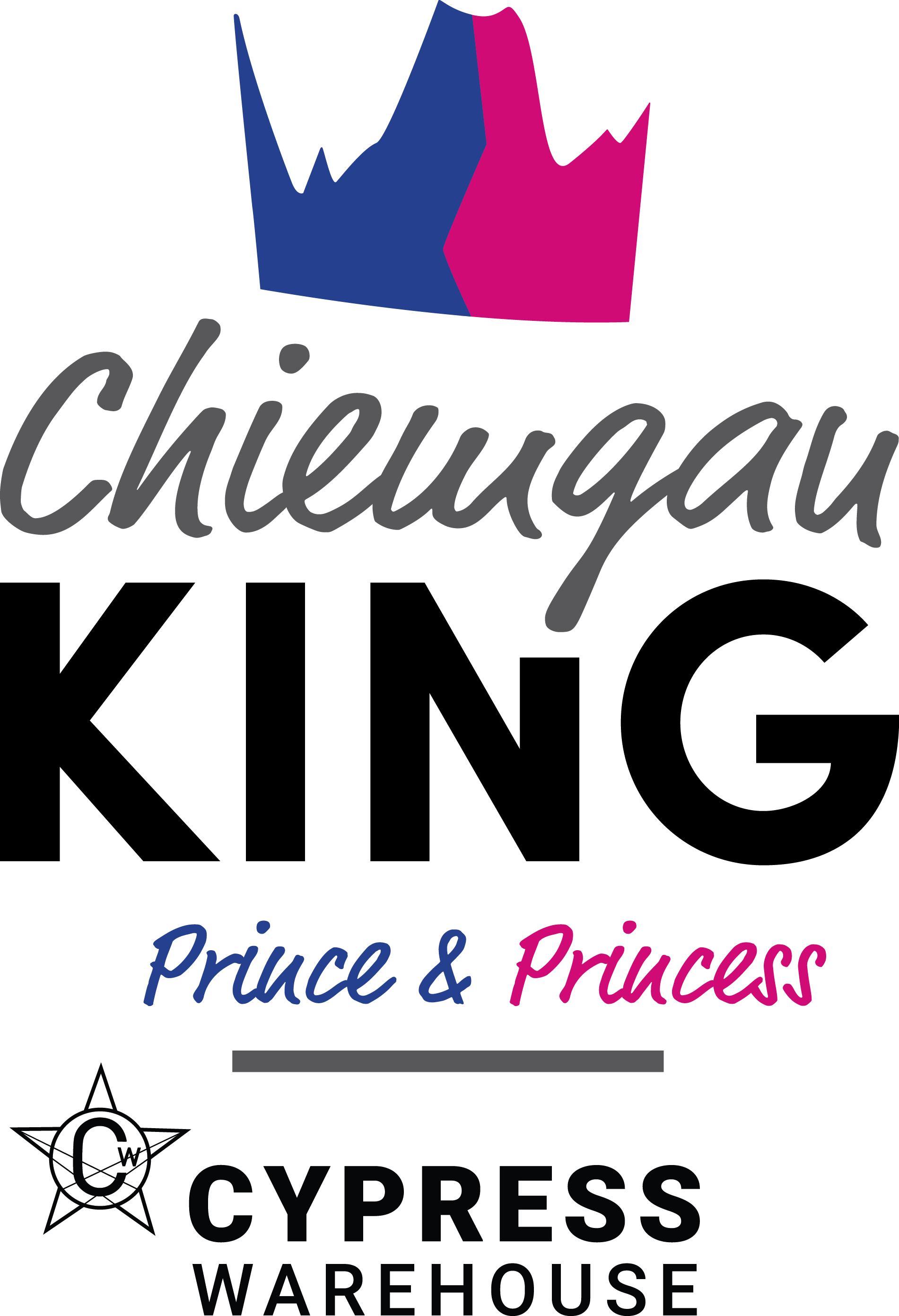 Logo Chiemgau King Prince & Princess